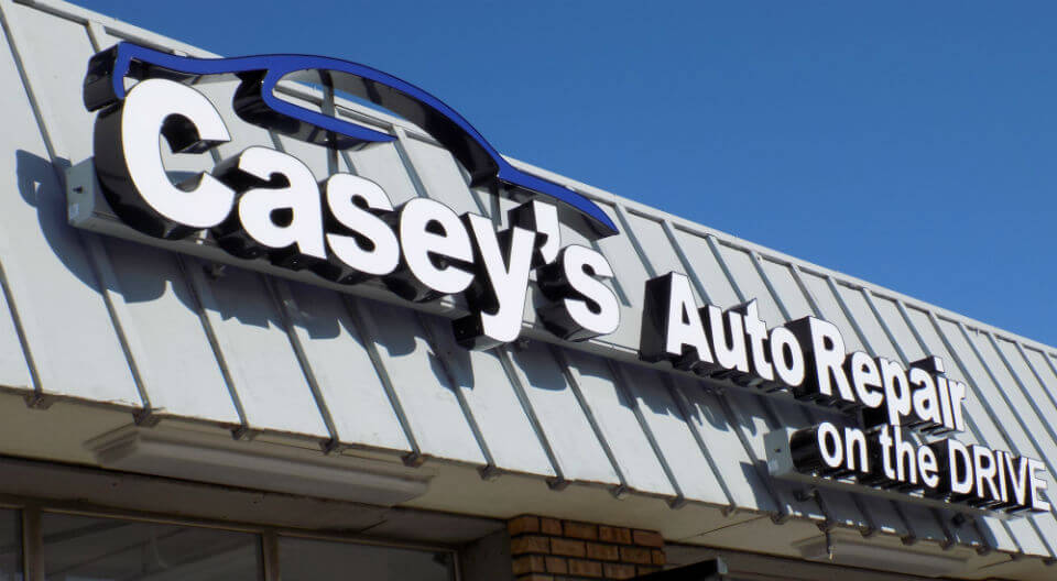 Car Dealership Outdoor Signs