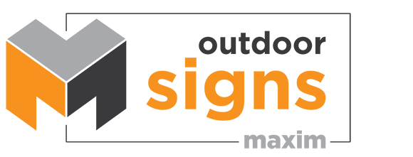 Maxim Outdoor Signs
